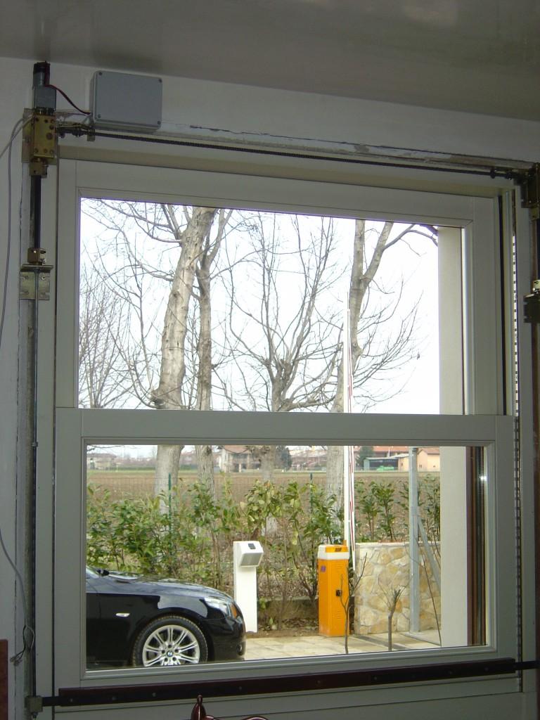 Profili in alluminio aperture verticali serramenti finestre americane fine with finestre americane - Finestre all americana ...