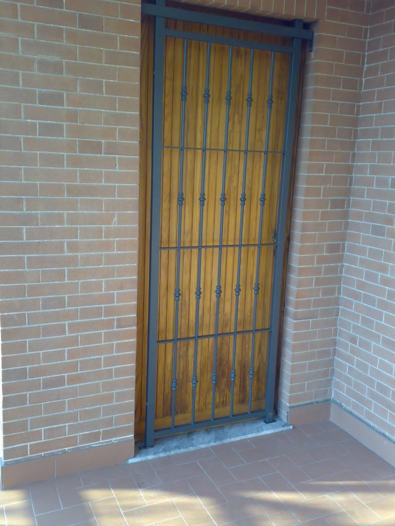 - Inferriate porta finestra ...